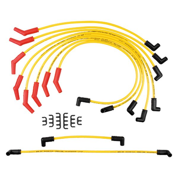 Accel® - Spiral Core Spark Plug Wire Set on