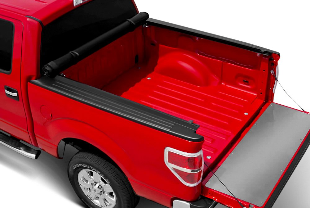 Access Tailgate Protector Red
