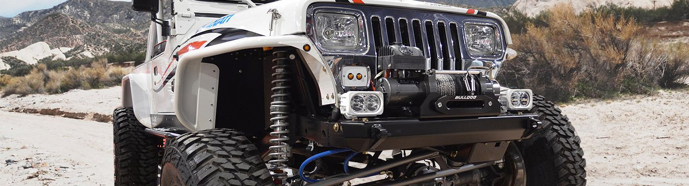1994 Jeep Wrangler Accessories & Parts