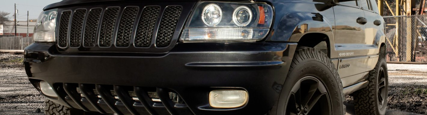2002 Jeep Grand Cherokee Accessories & Parts