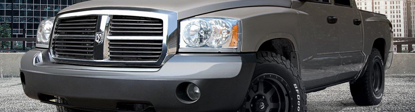 Dodge Dakota Accessories on 1996 Dodge Dakota Custom Headlights