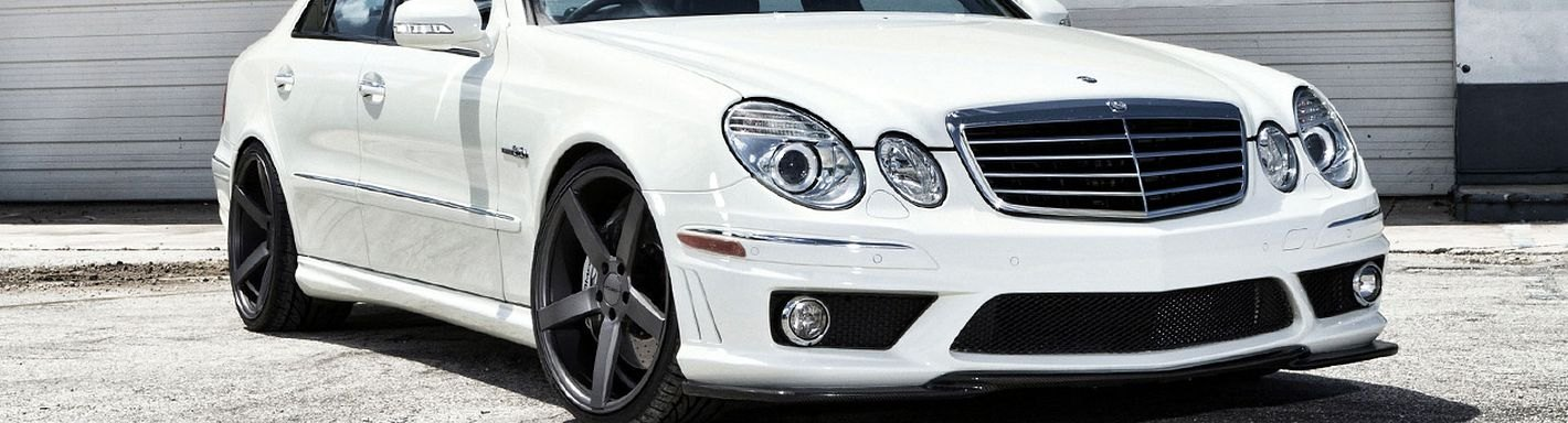 2009 Mercedes E class Accessories & Parts