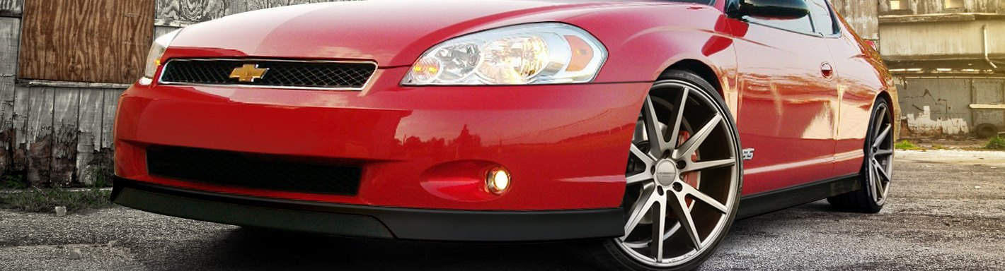2002 Chevy Monte Carlo Accessories Parts