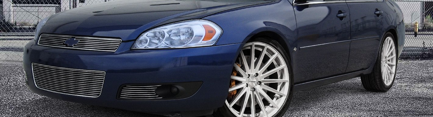 2011 Chevy Impala Accessories & Parts