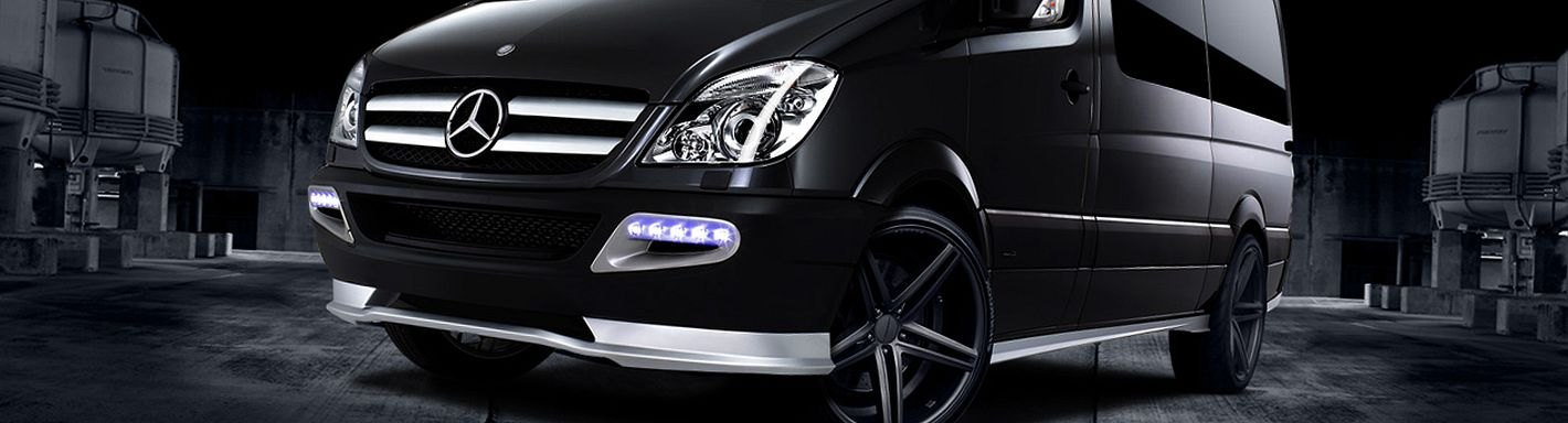 2012 mercedes sprinter accessories parts at for Mercedes benz sprinter parts and accessories
