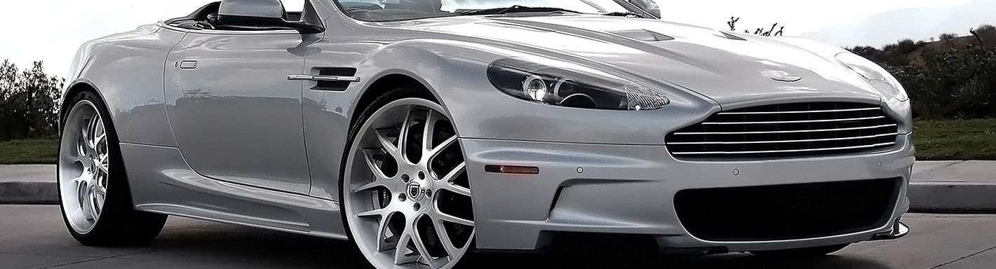 2010 Aston Martin DBS Accessories & Parts