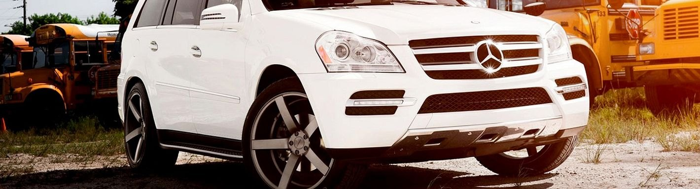 2007 Mercedes GL Class Accessories & Parts