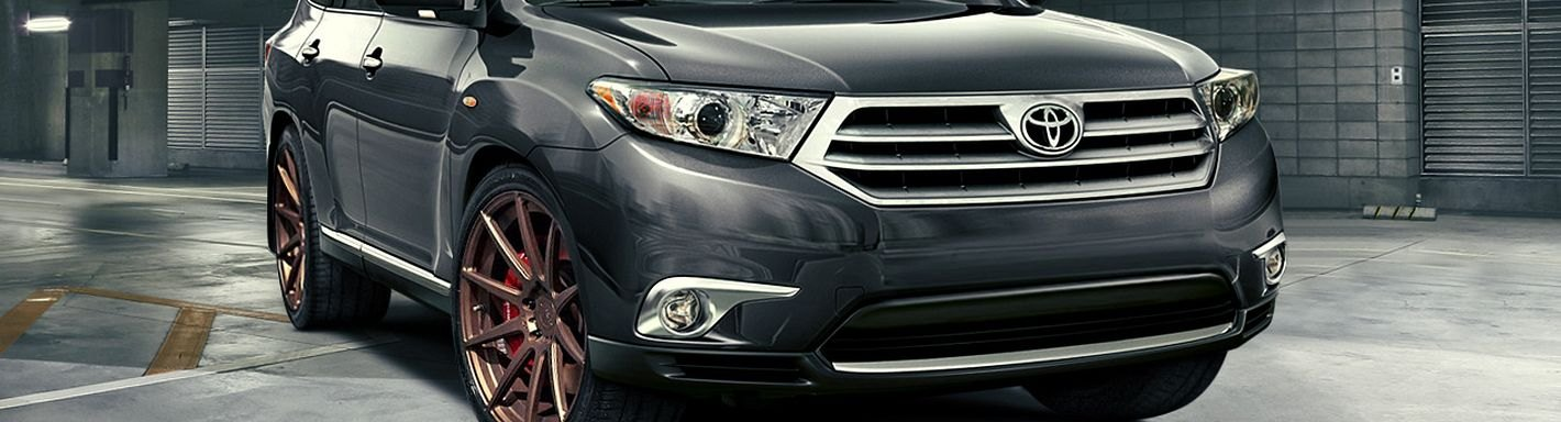 2011 Toyota Highlander Accessories & Parts
