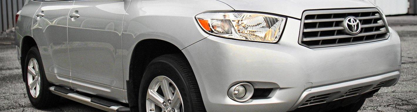 2017 Toyota Highlander Accessories Parts