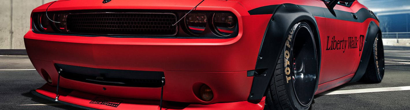 2014 Dodge Challenger Accessories & Parts