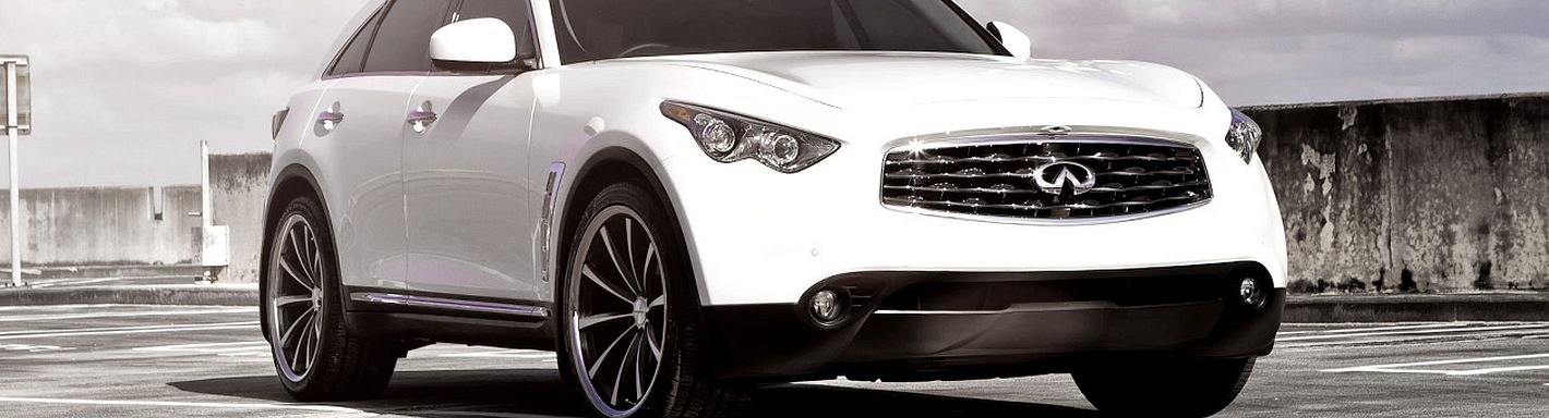 2012 Infiniti Fx35 Accessories Parts At Carid