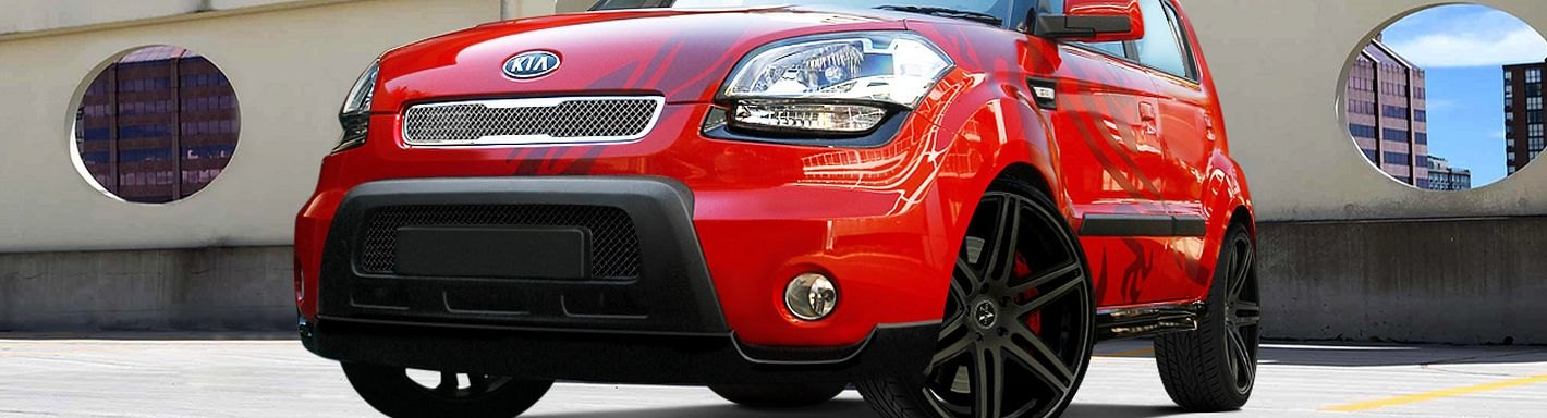 2011 KIA Soul Accessories Parts: 2011 KIA Soul Exhaust At Woreks.co