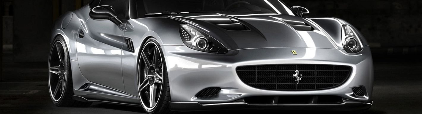 2010 Ferrari California Accessories & Parts