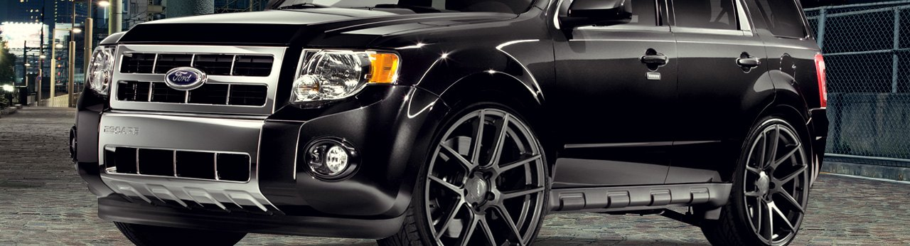 2012 Ford Escape Accessories & Parts