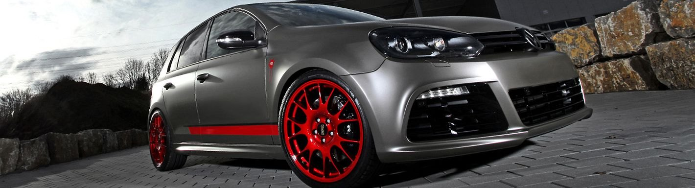 Volkswagen Golf GTI Accessories Parts At CARiDcom - 2013 volkswagen golf gti interior