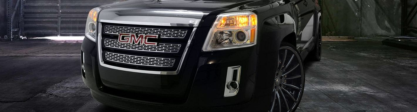 2010 GMC Terrain Accessories & Parts