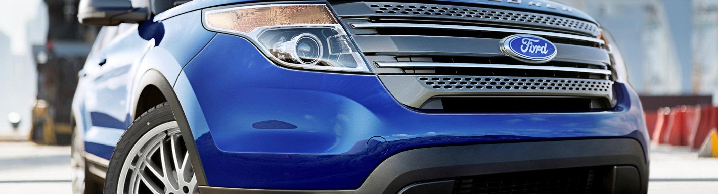 2013 Ford Explorer Accessories & Parts