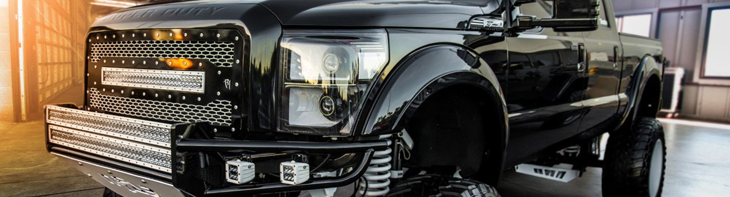 2015 Ford F 250 Accessories Amp Parts At Carid Com
