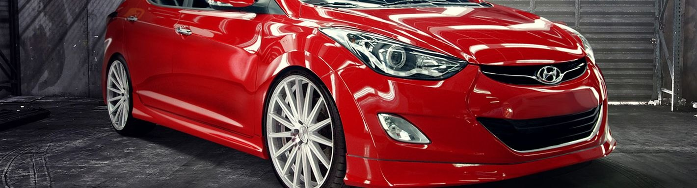 2011 Hyundai Elantra Accessories & Parts
