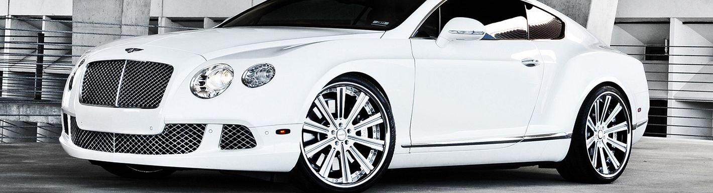 2013 Bentley Continental Accessories & Parts