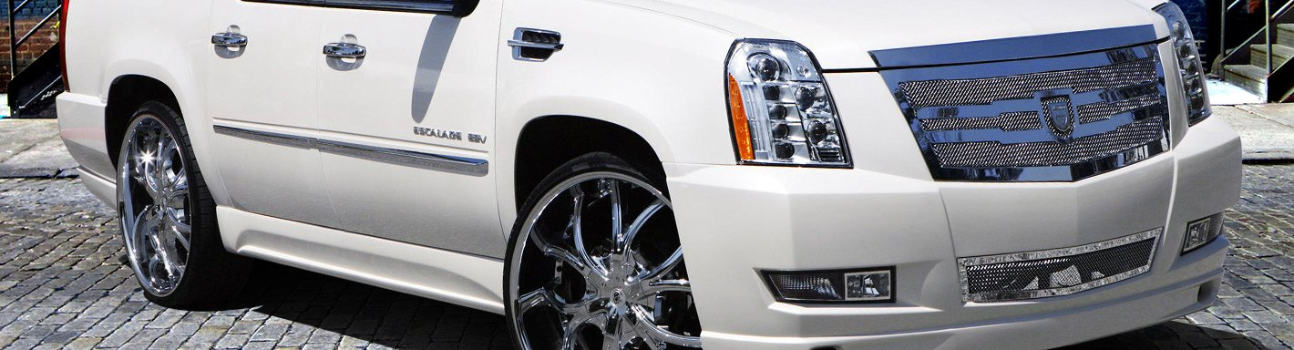 2013 Cadillac Escalade Accessories & Parts