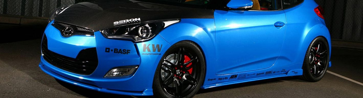 2014 Hyundai Veloster Accessories & Parts