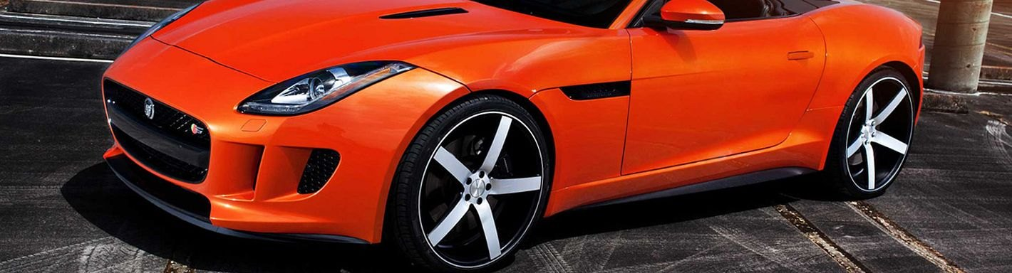 2013 Jaguar F-Type Accessories & Parts