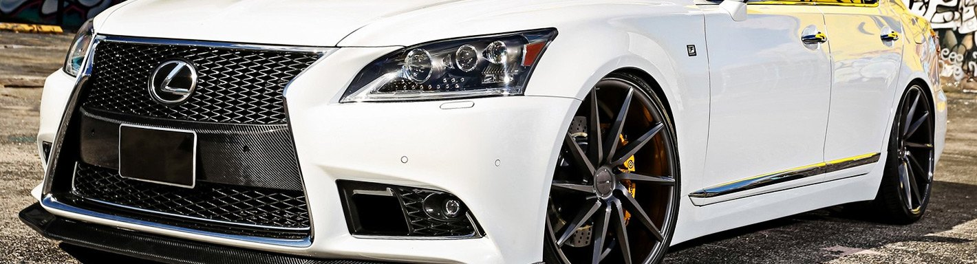 2013 Lexus LS Accessories & Parts