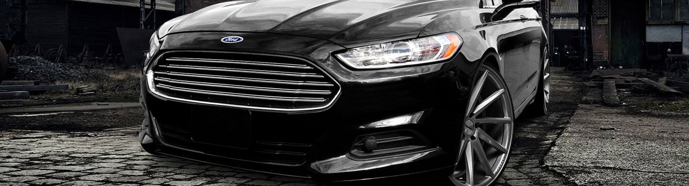 Ford Fusion Chips 2013 Ford Fusion Accessories