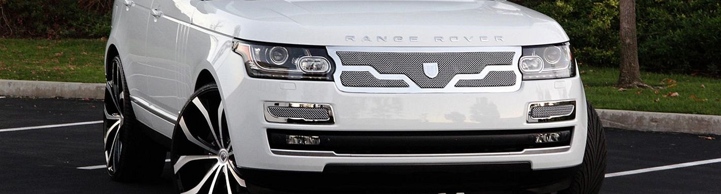 2013 Land Rover Range Rover Accessories & Parts