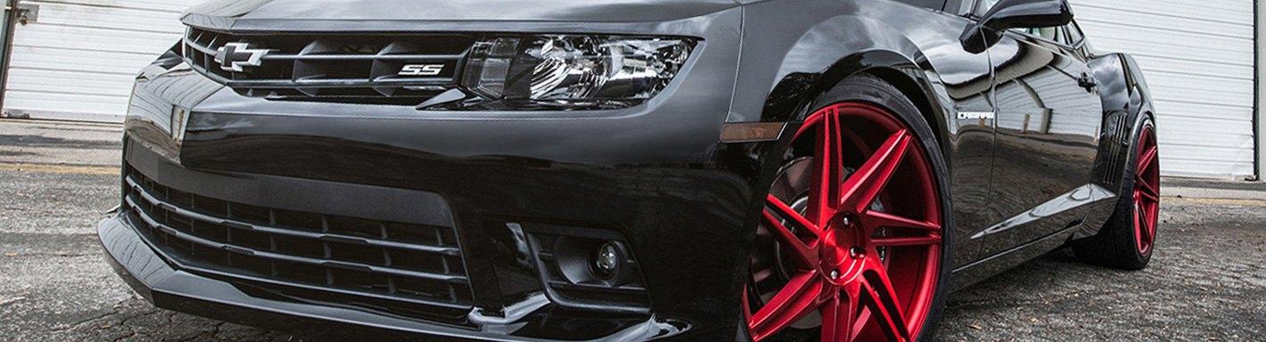 Hectoralejos 2015 Chevy Camaro Zl1 Red Images