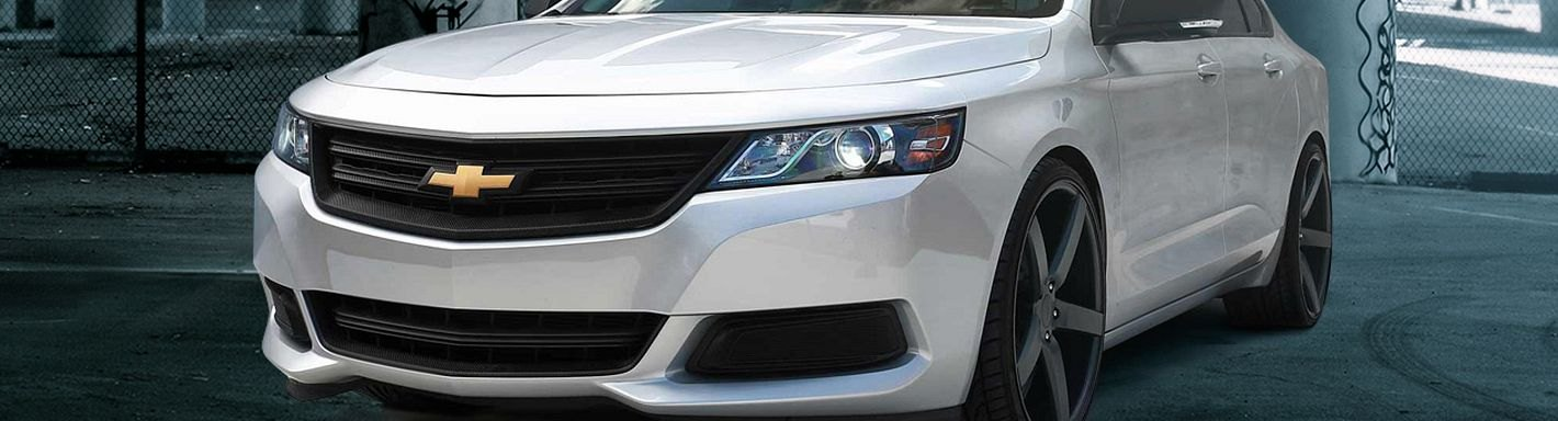 2015 Chevy Impala Accessories & Parts