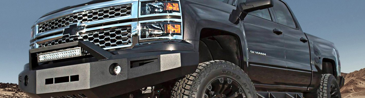 2015 Chevy Silverado Accessories & Parts