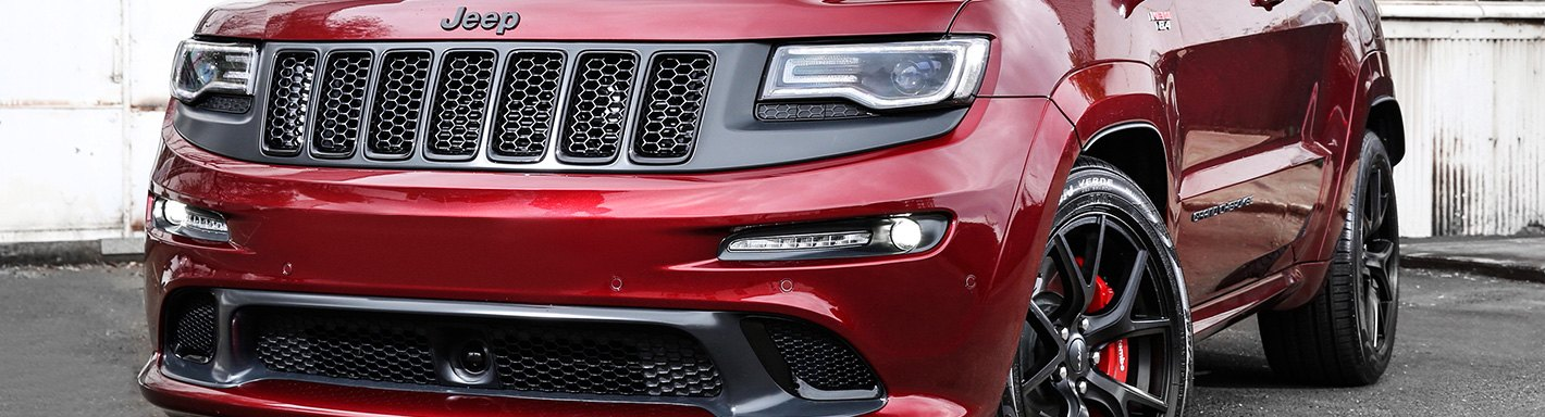 2016 Jeep Grand Cherokee Accessories Parts