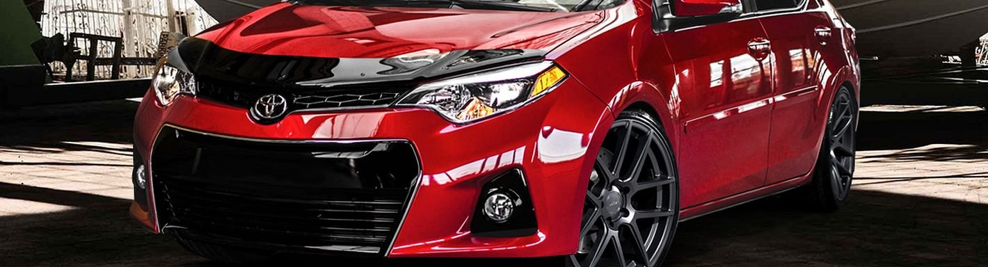 2016 Toyota Corolla Accessories Parts