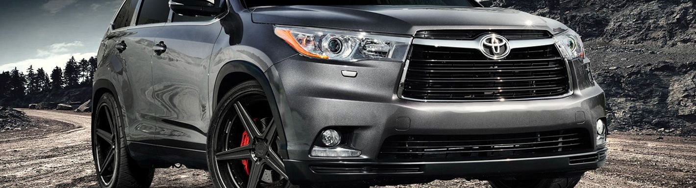 2014 Toyota Highlander Accessories & Parts