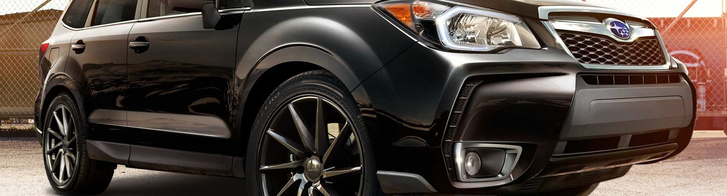 2014 Subaru Forester Accessories & Parts