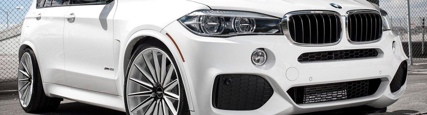 2014 2015 BMW X5 X5M Waterproof Car Cover w//Mirror Pockets Gray