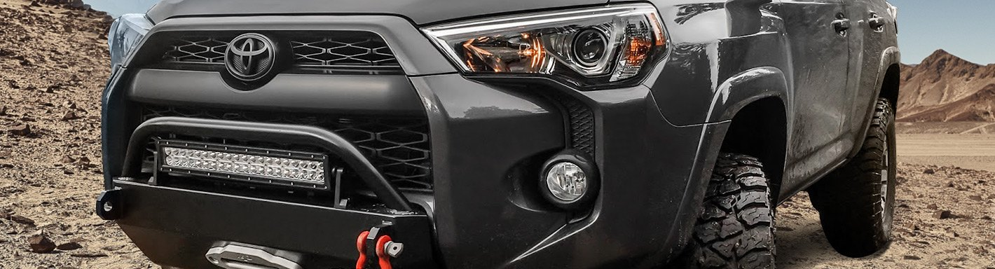 2014 Toyota 4runner Accessories Amp Parts At Carid Com