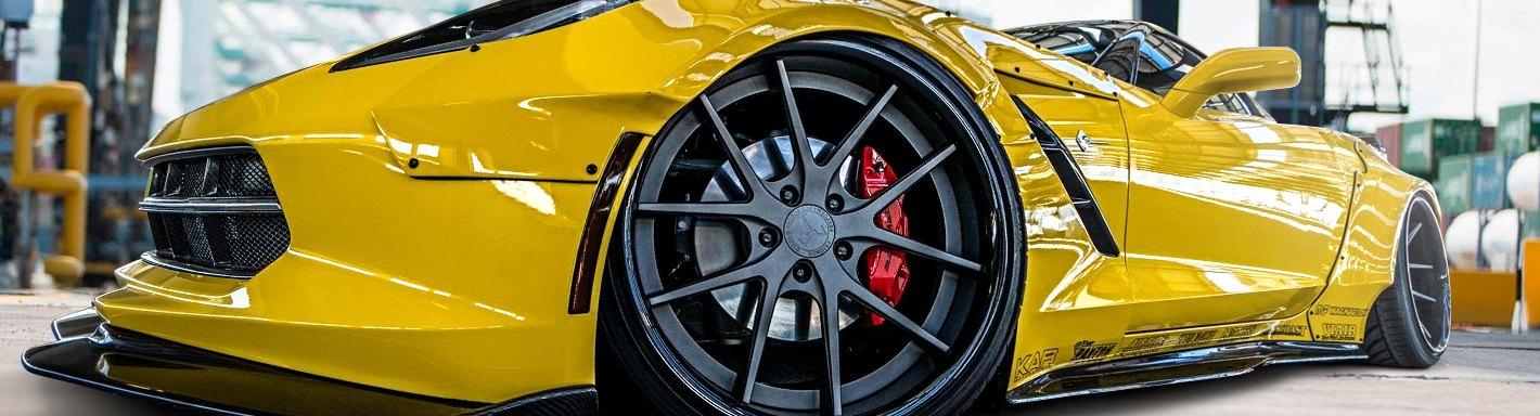 2014 Corvette Accessories Parts
