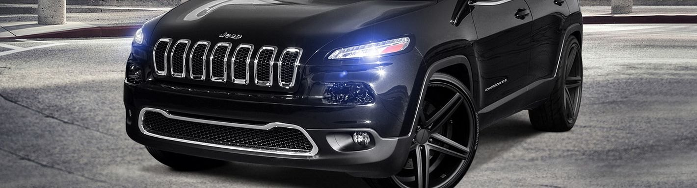 2014 Jeep Cherokee Accessories & Parts