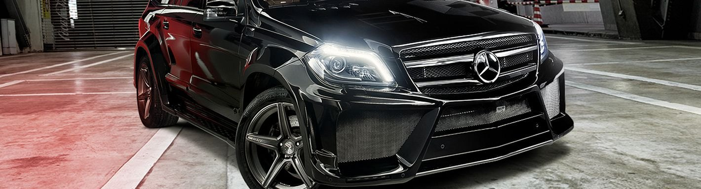 2014 mercedes gl class accessories parts at