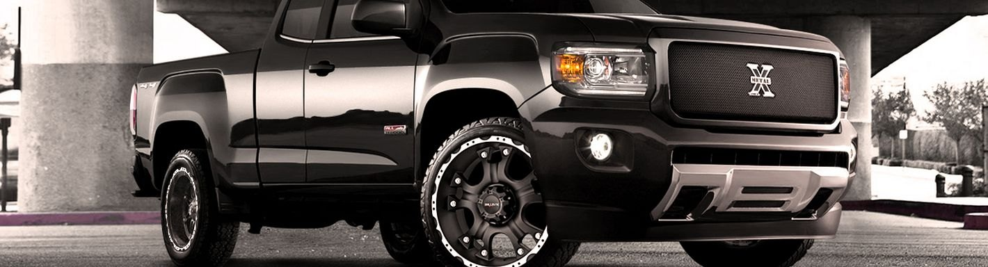 2017 Gmc Canyon Accessories Parts