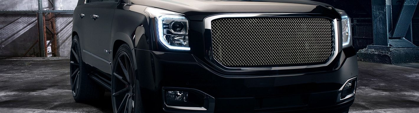2015 GMC Yukon Denali Accessories & Parts