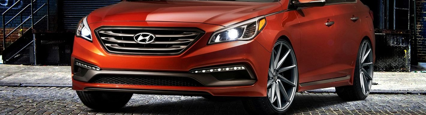 2017 Hyundai Sonata Accessories Parts