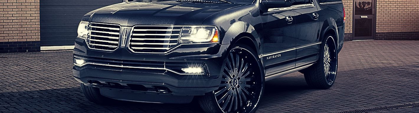Lincoln Navigator Accessories on 2005 Lincoln Navigator Tires