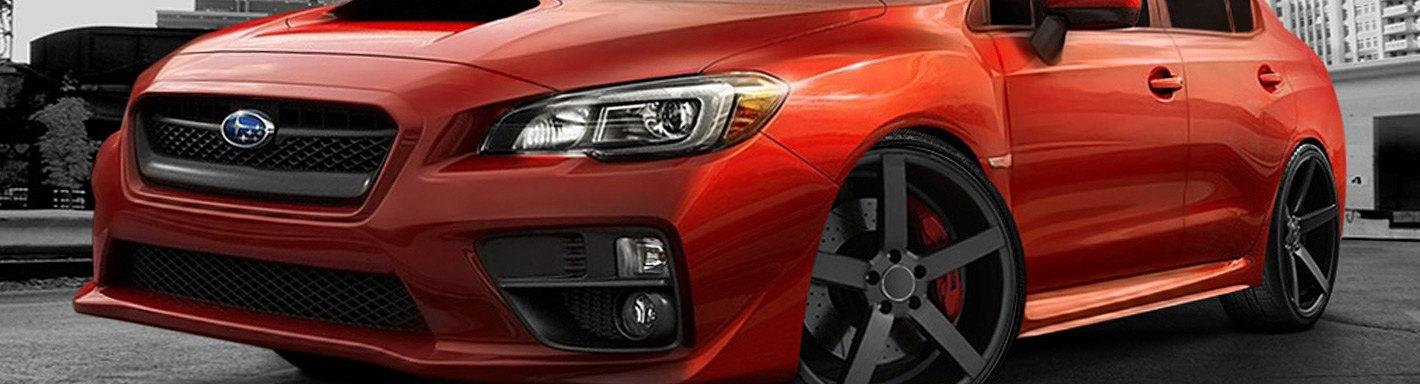 Subaru Wrx Parts >> 2017 Subaru Wrx Accessories Parts At Carid Com