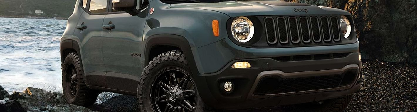 2017 Jeep Renegade Accessories Parts