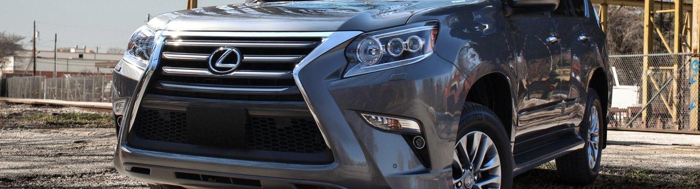 2017 Lexus GX Accessories & Parts at CARiD com