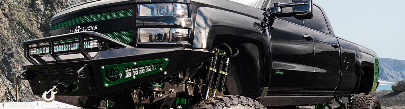 2018 Chevy Silverado 2500hd Accessories